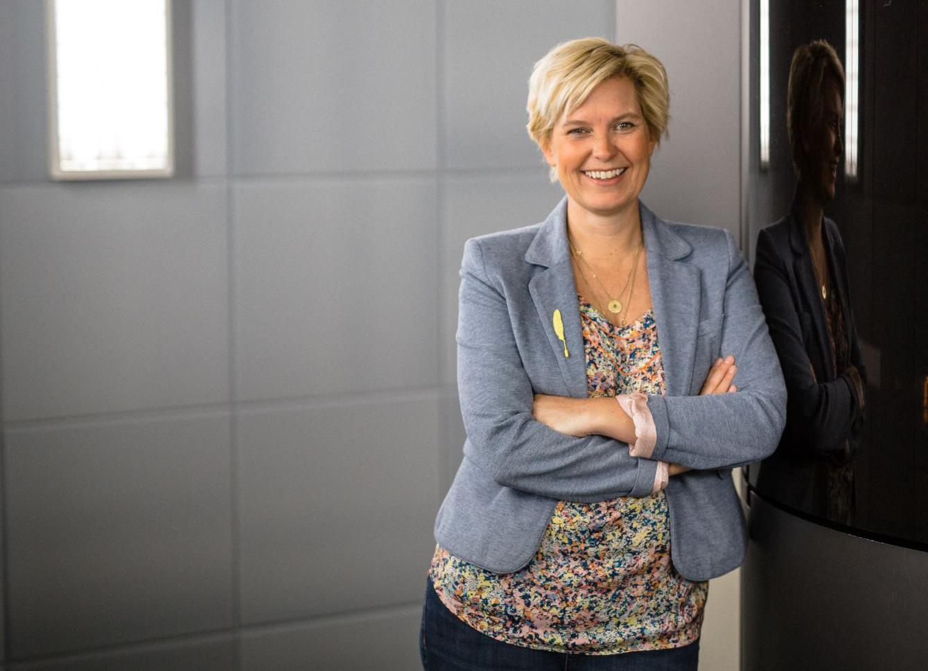 Dr. Sarah Bals - EMAT, University of Antwerp