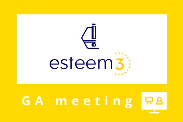 ESTEEM3 4th GA meeting