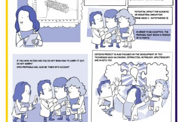 ESTEEM3 Comic